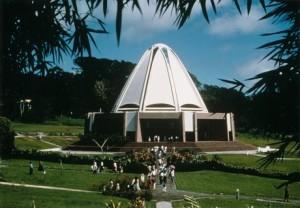 Samoa temple