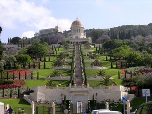 Terrace Gardens and Shrine, Israel