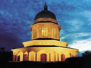 Uganda temple